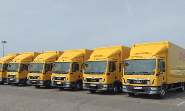 DHL Freight incorpora 30 camiones MAN