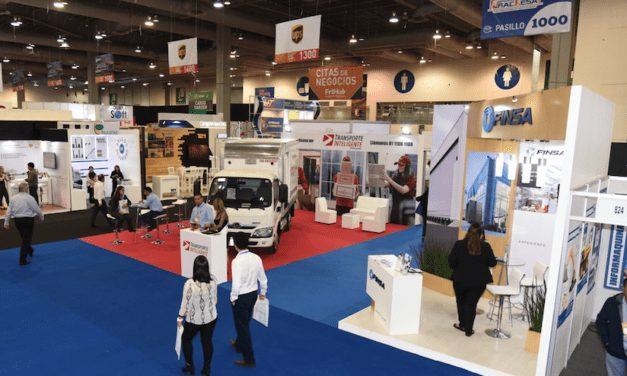 Promueve Expo Carga logística y comercio internacional