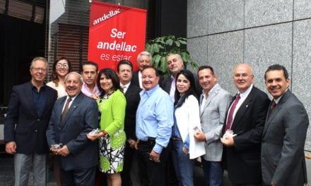 Busca Andellac soluciones a retos en la industria