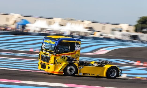 Es Goodyear proveedor exclusivo de neumáticos FIA