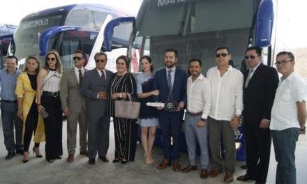 AllAbordo adquiere nuevos autobuses Mercedes-Benz