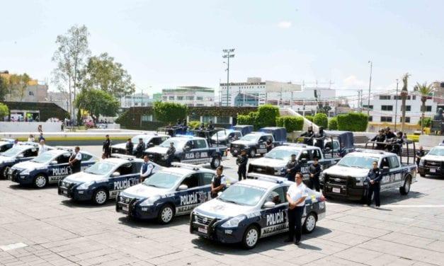 Cambiará Neza vehículos municipales a gas