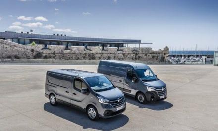 Renault Master y Trafic se renuevan