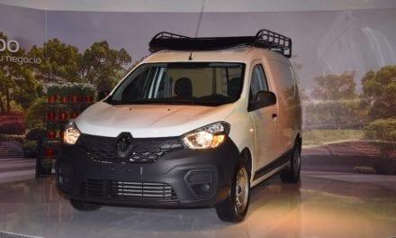 Renault Kangoo, lista para mover negocios de emprendedores