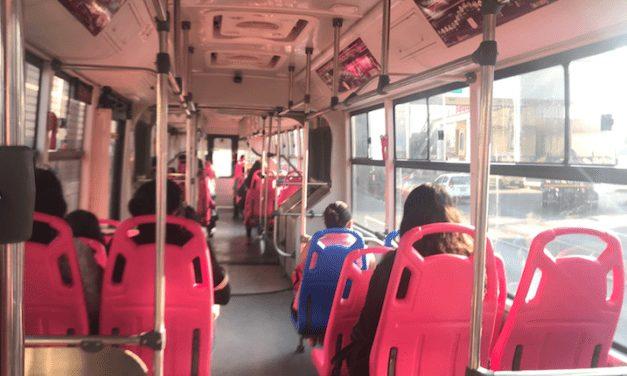 Capacitan a operadores del Transporte Rosa en SLP