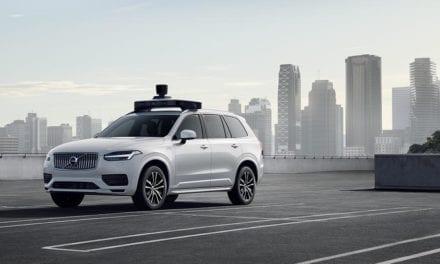 Estrenan Uber y Volvo un vehículo autónomo