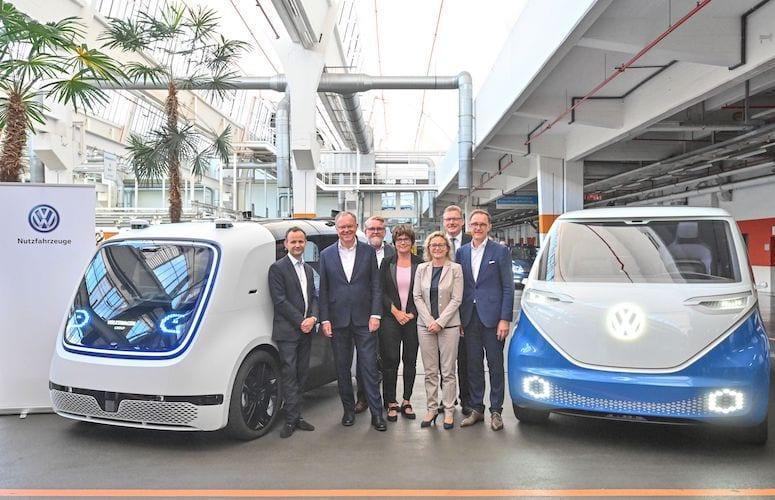 Afina VWVC Centro de excelencia en movilidad eléctrica
