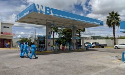 Wasconblue abre su primera gasolinera
