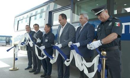 Operan ya los autobuses Hyundai a GNV