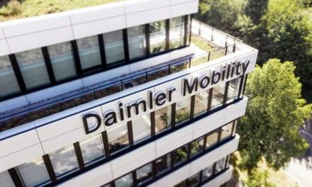 Cambia DFS a Daimler Mobility AG