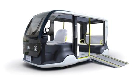 Desarrolla Toyota un vehículo especial para Juegos de Tokio 2020