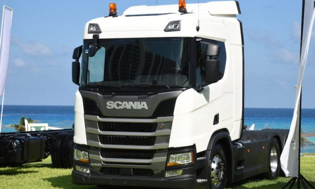 Muestra Scania las ventajas de sus camiones