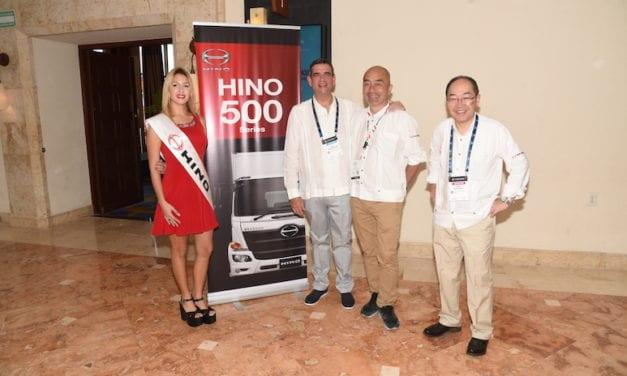 Revoluciona Hino su Serie 500