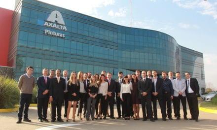 Inaugura Axalta planta en Argentina