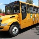 Recibe municipio La Huerta autobús escolar