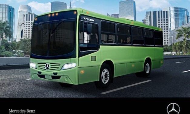 13 autobuses icónicos de Mercedes-Benz