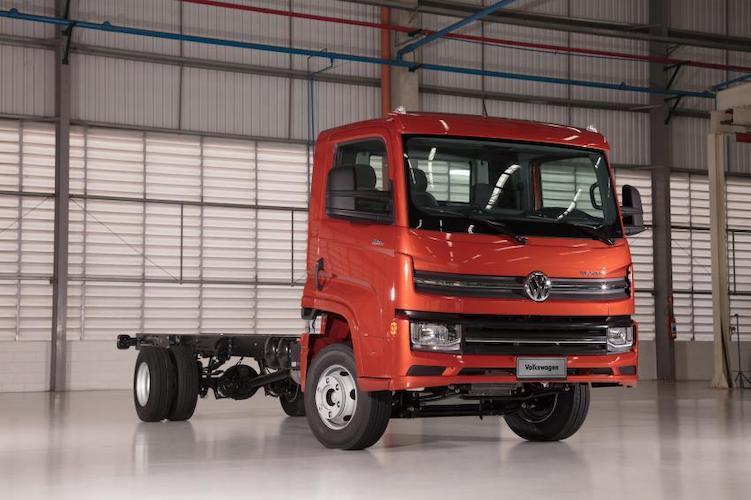 Lideran camiones VW 3 de 5 segmentos