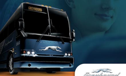 4º aniversario de Greyhound Lines en México