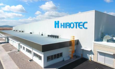Avanza Hirotec en construcción de planta en SLP