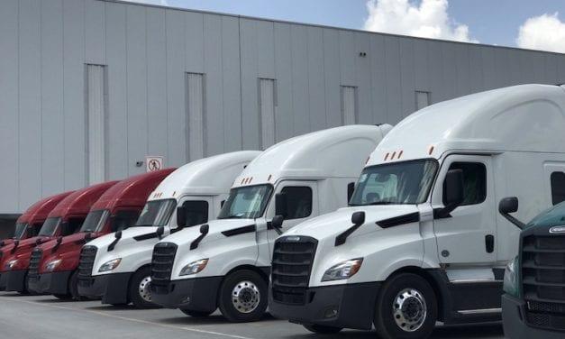 Aceleran exportaciones e importaciones de pesados