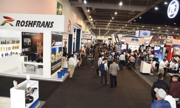 Posponen hasta 2021 la INA PAACE Automechanika Mexico City