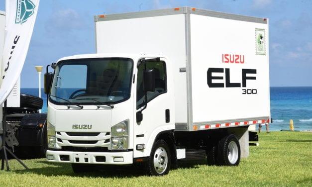 Isuzu cumple con tecnología Euro V y mayor desempeño