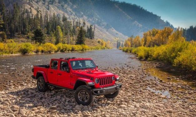 Jeep Gladiator 2020 llega a México