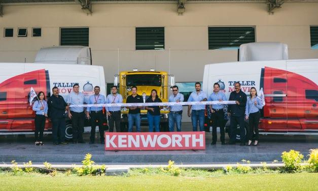 Estrena Kenworth BACE Talleres Móviles