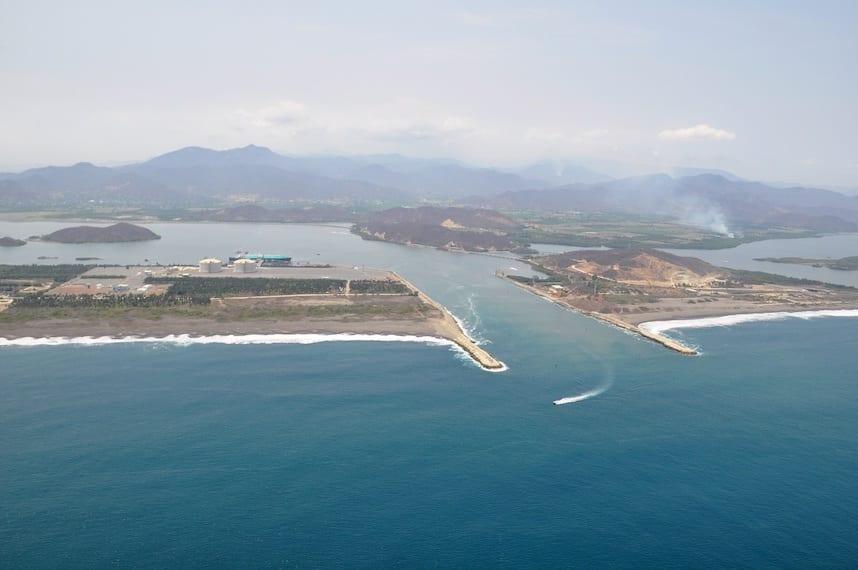 Anuncian ampliación del puerto de Manzanillo