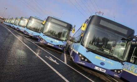 México entre países con flota moderna de buses