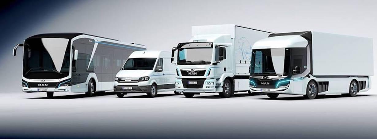 Reconocen eficiencia de 4 vehículos MAN