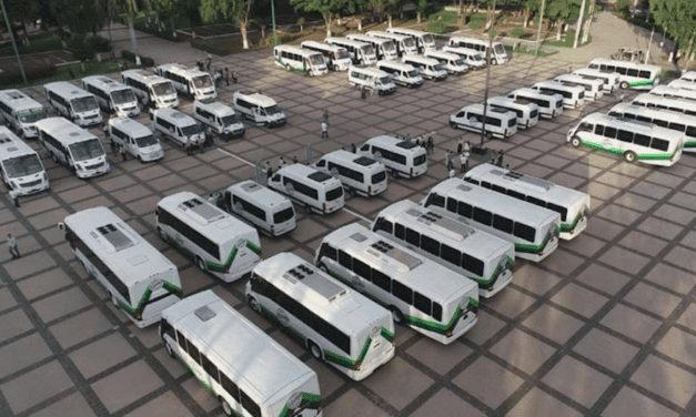 Mercedes-Benz fortalece el transporte en Sinaloa