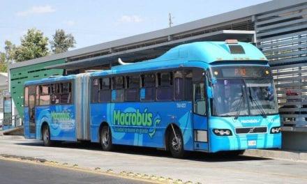 Renovarán el sistema de transporte Macrobús