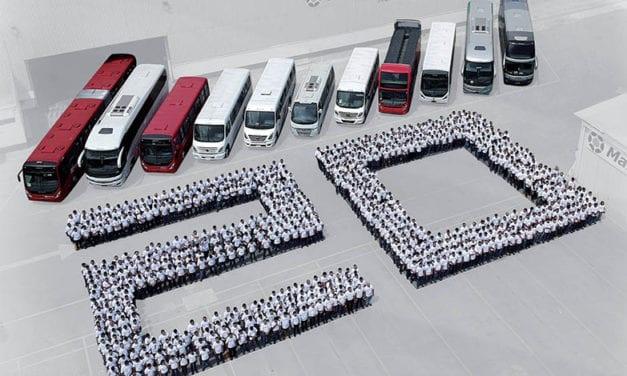 Marcopolo: 20 años de evolución