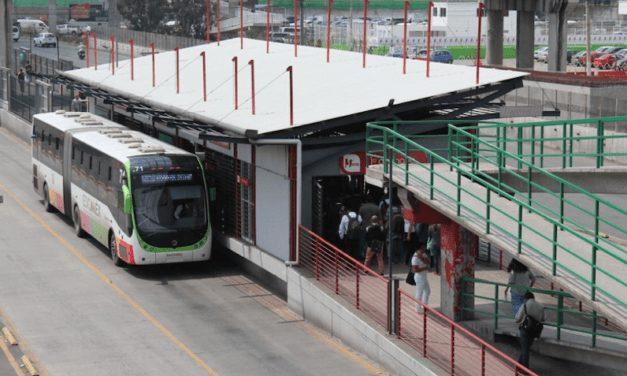 Ajustan sanciones por invasión a carriles del Mexibús