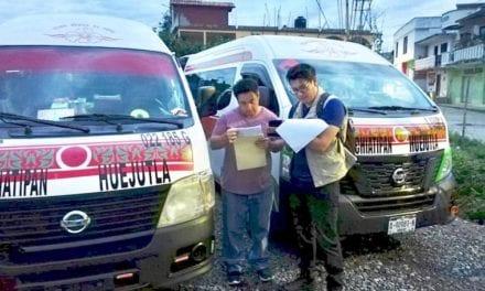 Crea Hidalgo Programa de Ordenamiento del Transporte Convencional