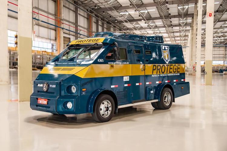 Presenta VWCO chasis para camión blindado