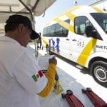 Agiliza NL trámites de control para taxis y transporte escolar