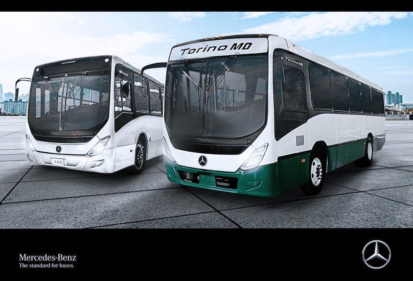 Torinos- Mercedes-Benz Autobuses- Magazzine del Transporte