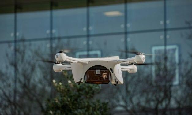 Surge UPS Flight Forward para entregas con drones comerciales