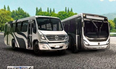 Son Euro V todos los autobuses Mercedes-Benz