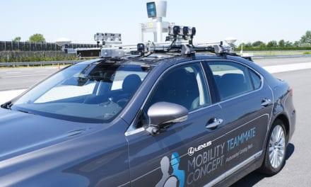 Prueba Toyota conducción automatizada en vías públicas