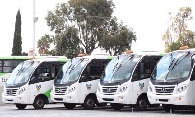 Tuzobús estrena 20 autobuses Mercedes-Benz