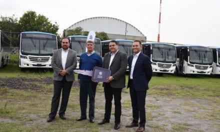 Moviliza VW el Pumabús; suma 30 unidades