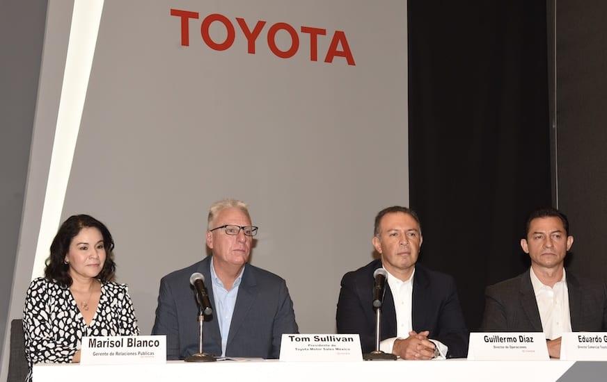 Toyota - 7 meses