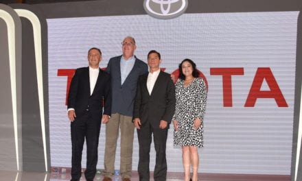 Lo mejor está por venir: Toyota