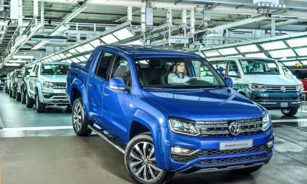 300 mil 300 entregas de Vehículos Comerciales VW