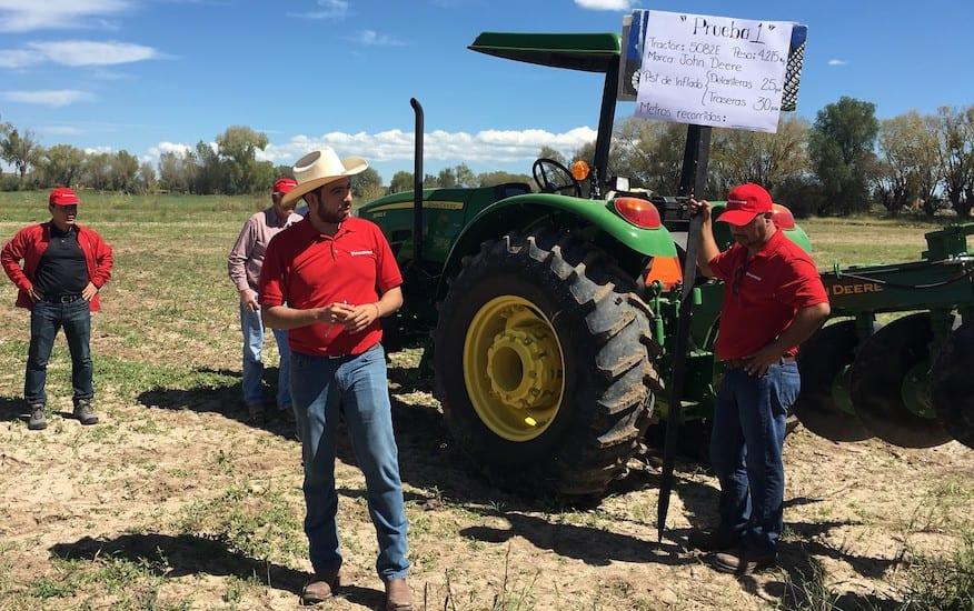 Ofrece Bridgestone soluciones para el sector agrícola