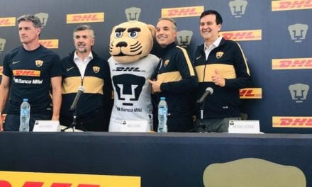 DHL y Pumas extienden acuerdo comercial