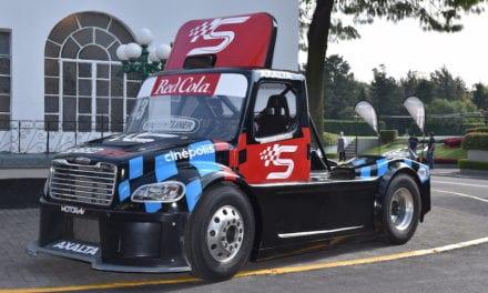 Se preparan los Freightliner para presentarse en CDMX